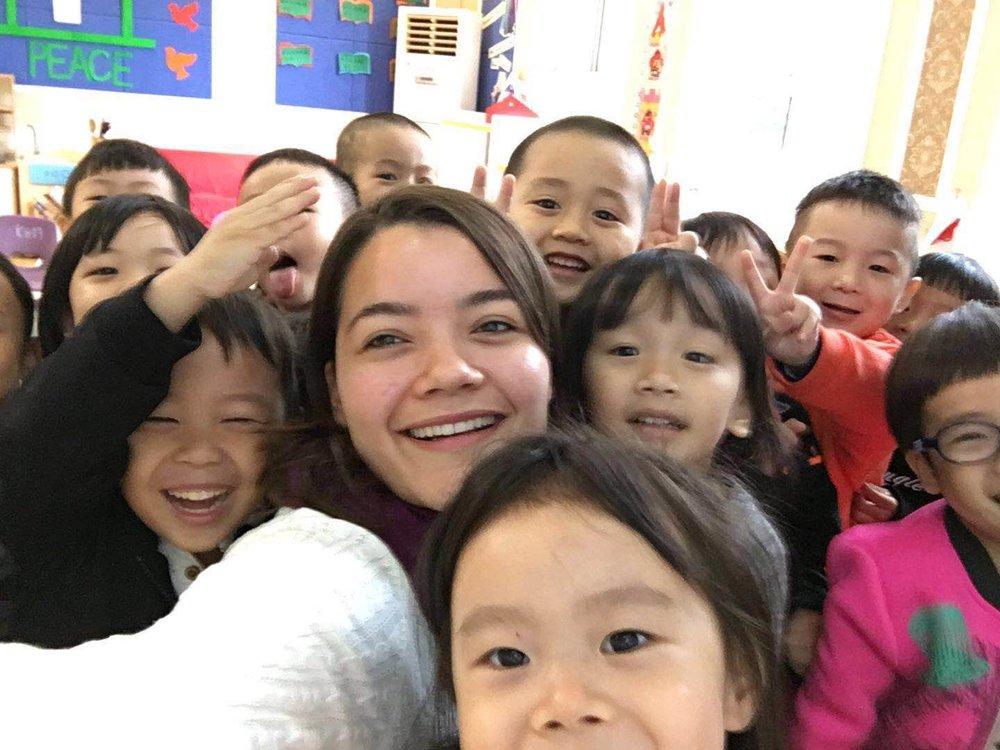 c/o Amanda Lau, EA in Changsha, Hunan