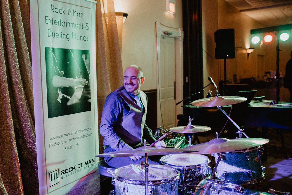 smiling and talented wedding drummer .jpg
