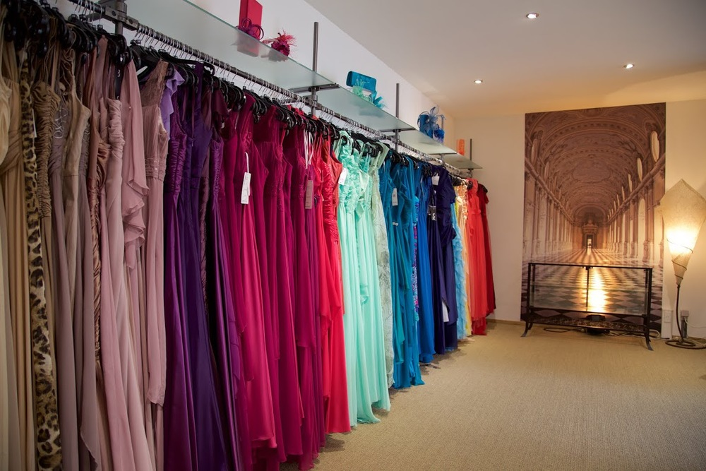 Magasin robe soiree wavre