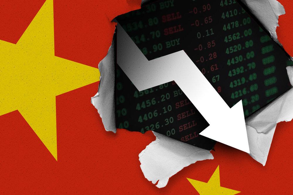 China's economic downturn