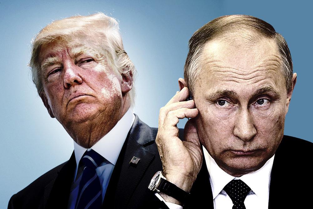"I think Putin pays Trump"""