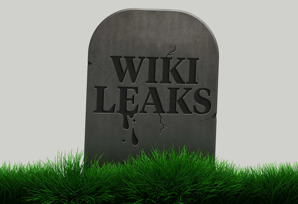 Is this the end for WikiLeaks?