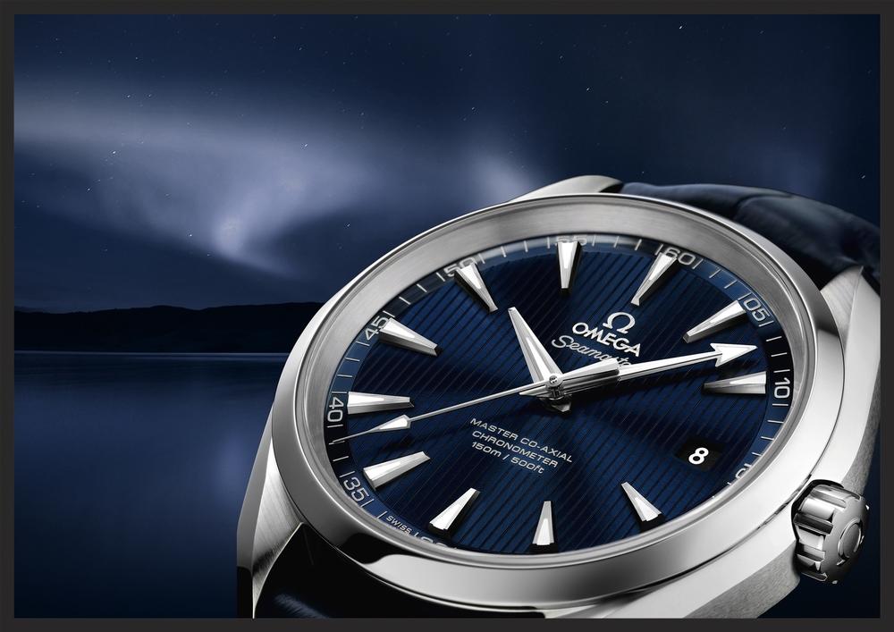Omega Seamaster Aqua Terra Master Co-Axial.   www.omegawatches.com