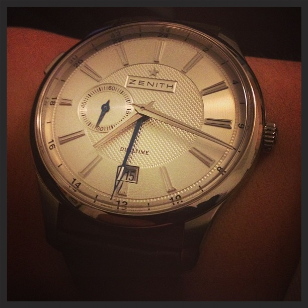 My gorgeous watch, almost two years to the day now.
