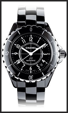 The Chanel J12. © Chanel