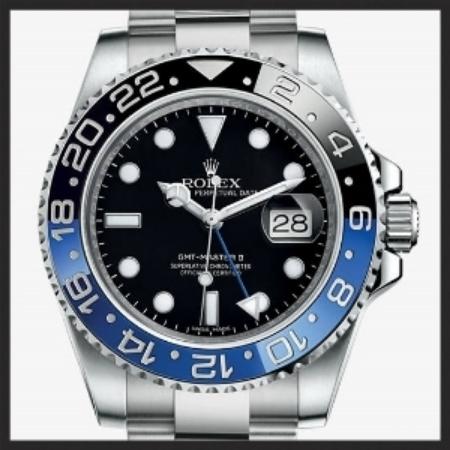 Rolex GMT Master II Ref 116710BLNR © Rolex