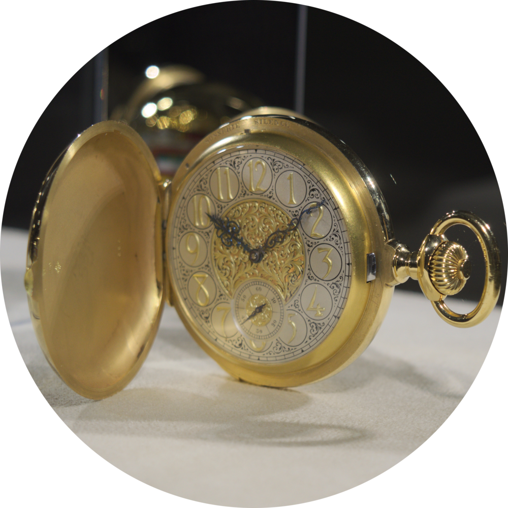 The Duke of Regla's Minute Repeating Pocket Watch with Petite Sonnerie and Westminister Chime on Five Bells