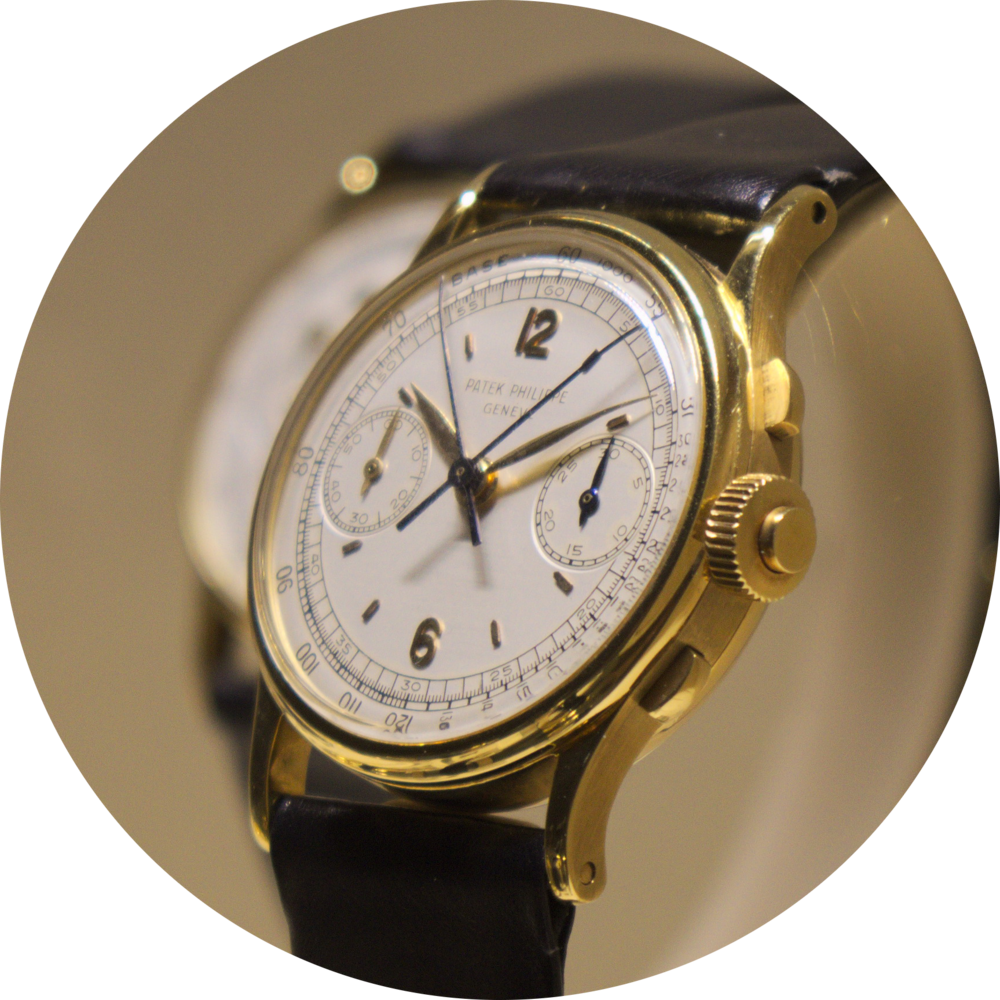 Ref 130 - Split Seconds Chronograph, 1937