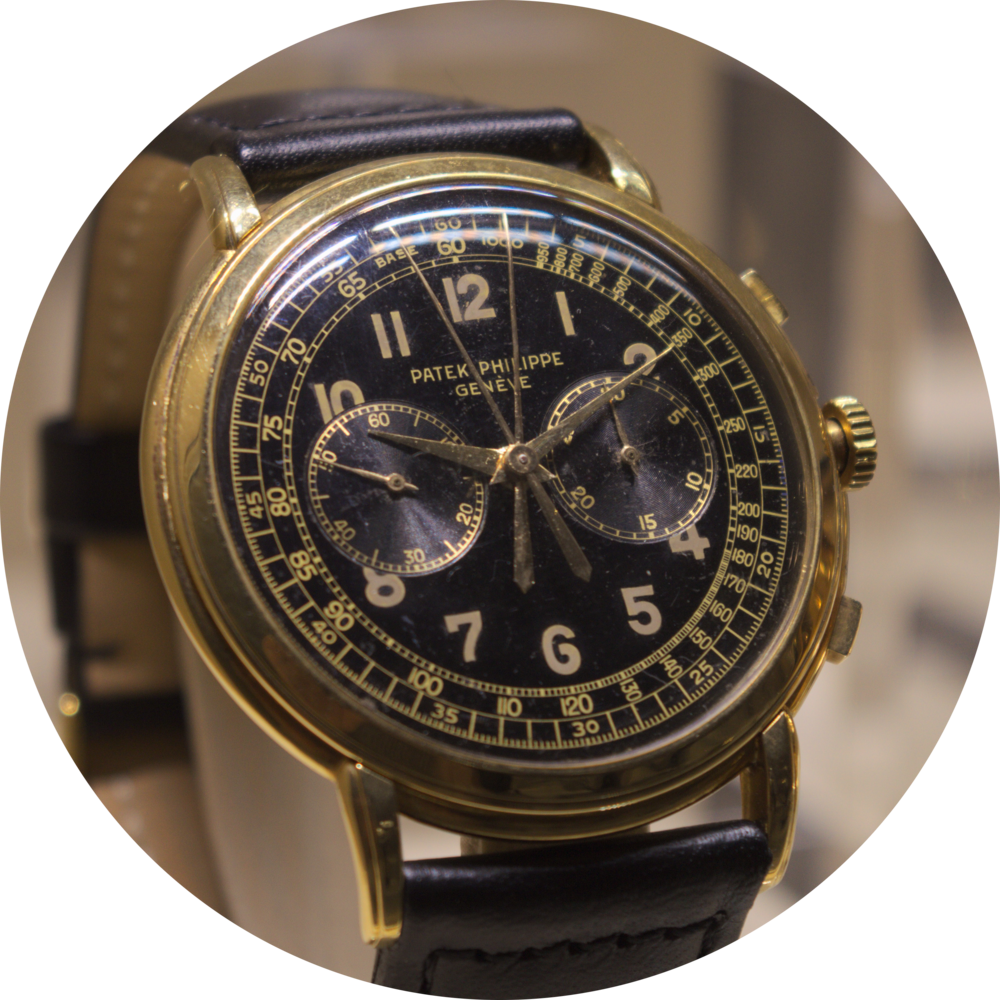 Ref 2512 - Split Seconds Chronograph, 1950-1952
