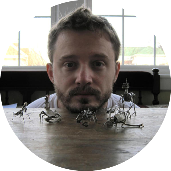 Creator Justin Gershenson-Gates