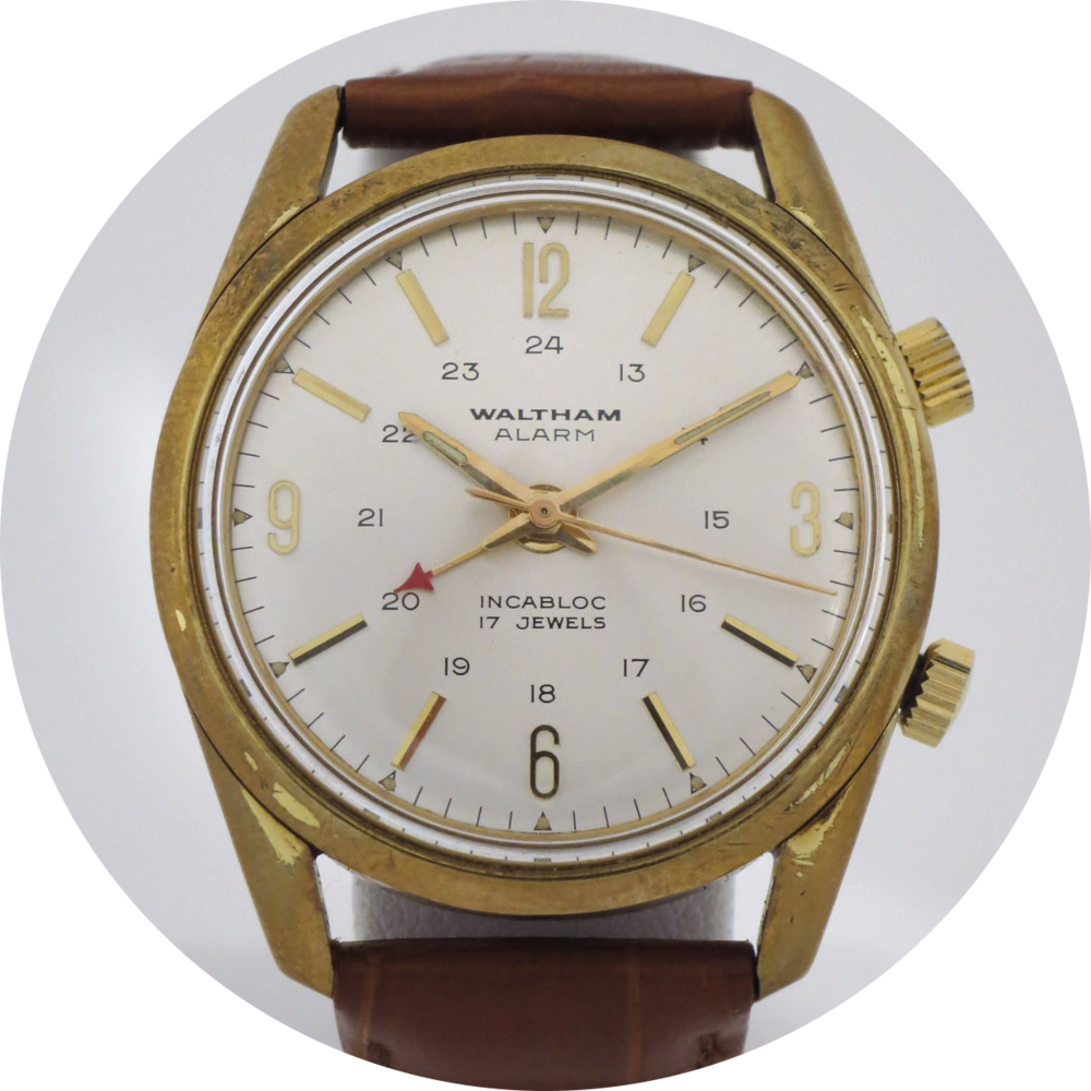 Waltham Wrist Alarm
