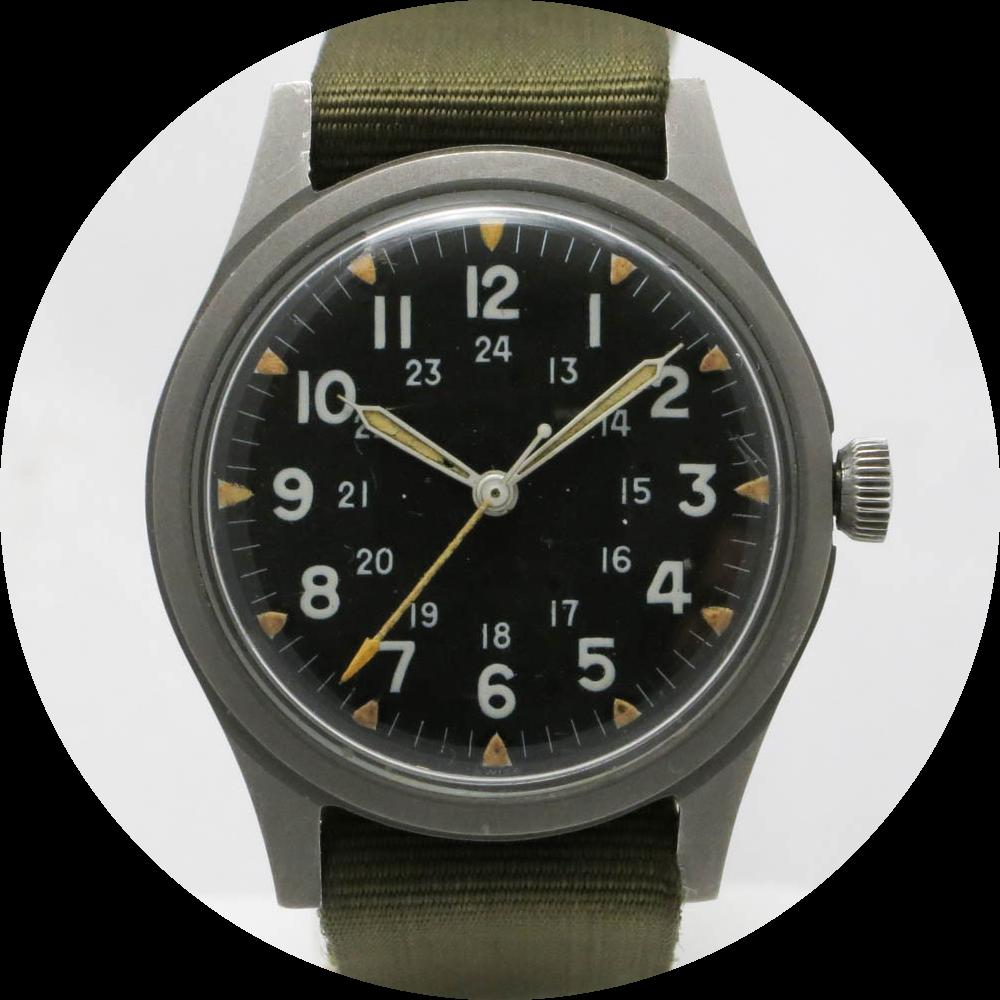Benrus Pilot's Watch DTU-2A/P 1965