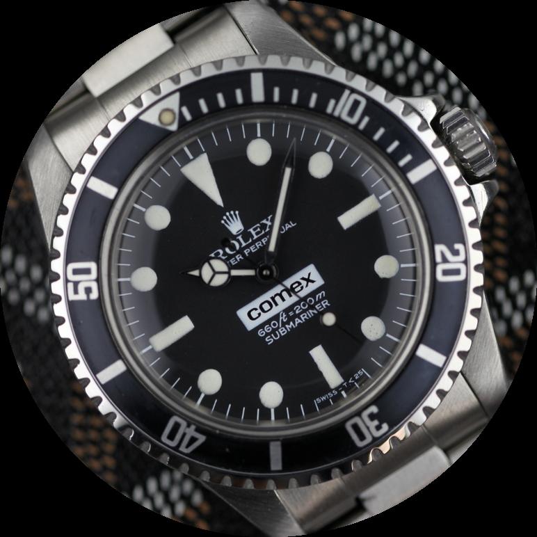 Rolex Submariner Ref. 5514