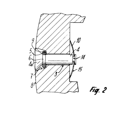 Rolex Patent Diagram for HEV