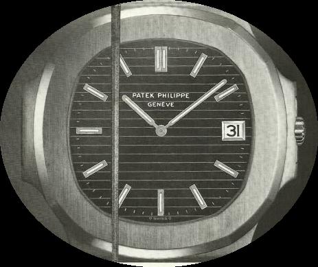 Patek Philippe Nautilus Vintage Advertisement