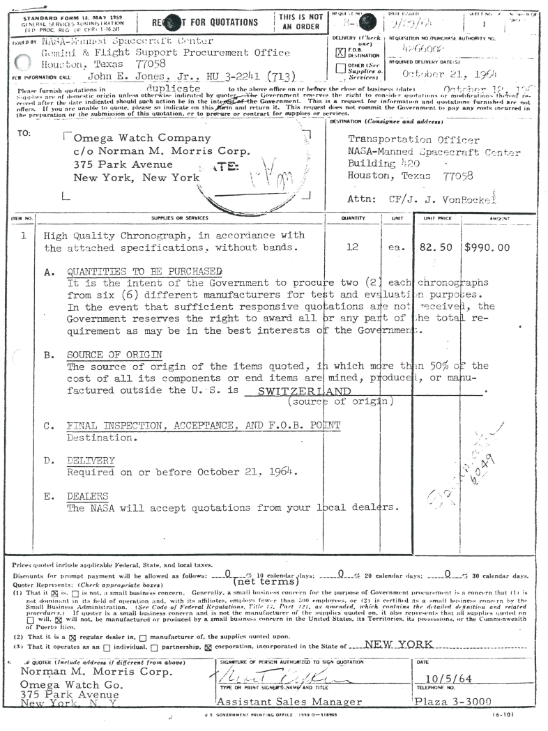 NASA Request for Quotations document.png