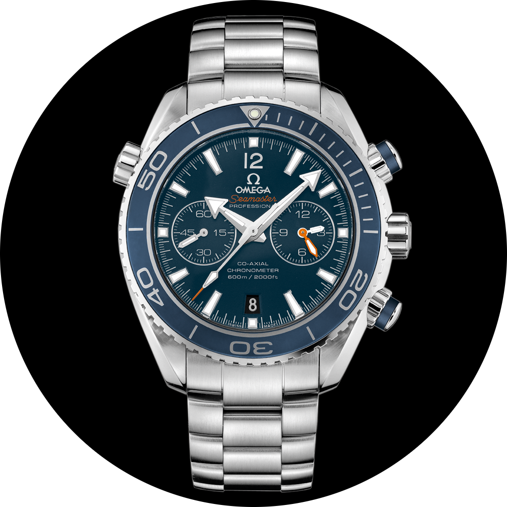Omega Seamaster Professional Planet Ocean Chronograph 46mm. Ref. 232.90.46.51.03.001