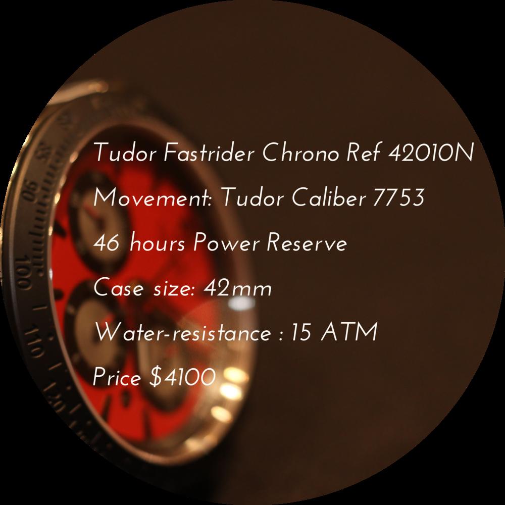Tudor Fastrider specs.png