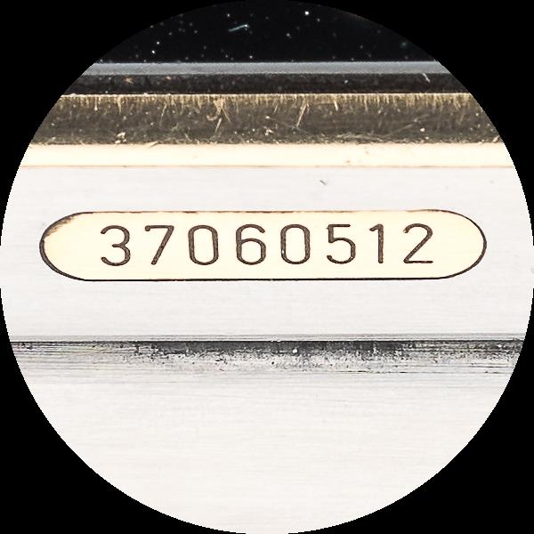 Omega Marine Chronometer 6 oclock numbers.png
