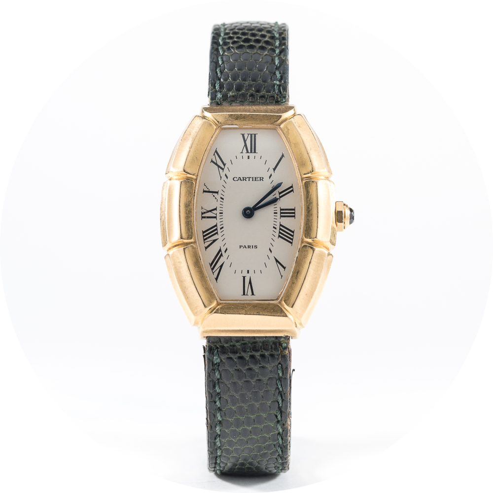 Cartier Paris Tonneau