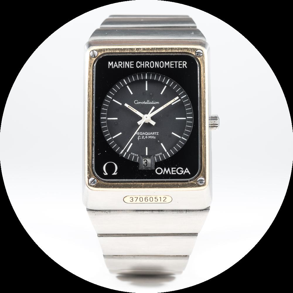 Omega 2.4MHz Marine Chronometer
