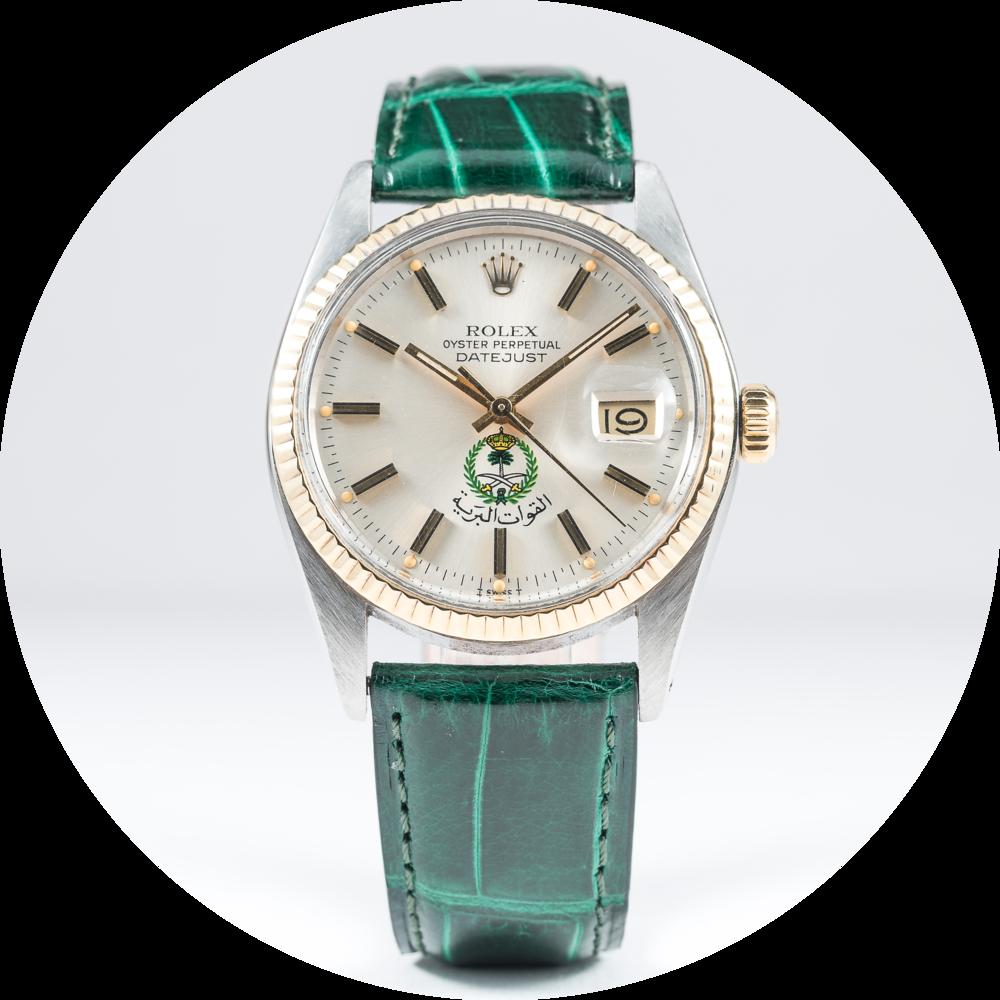 Rolex Datejust Circa. 1979 Ref. 16013