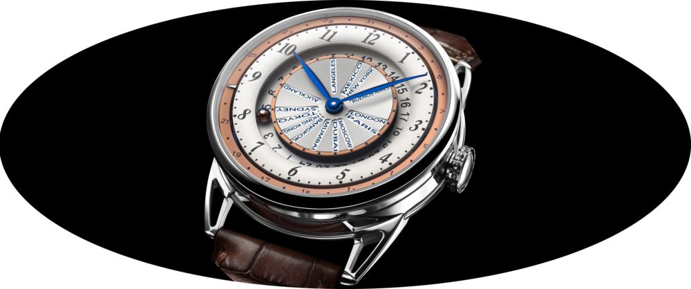 De Bethune World Traveler. Image courtesy of De Bethune.
