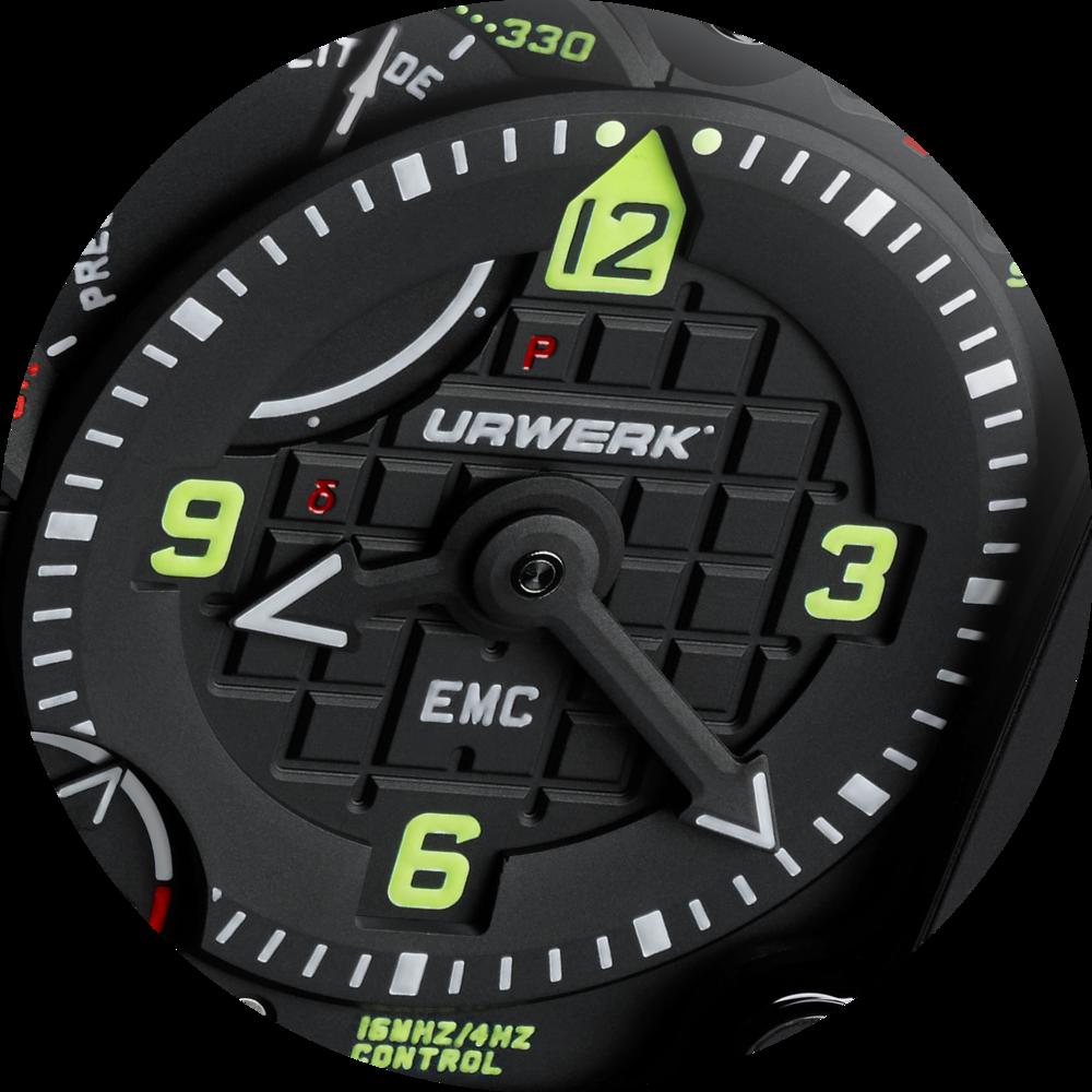 Urwerk Geneve EMC Timehunter dial grey.png