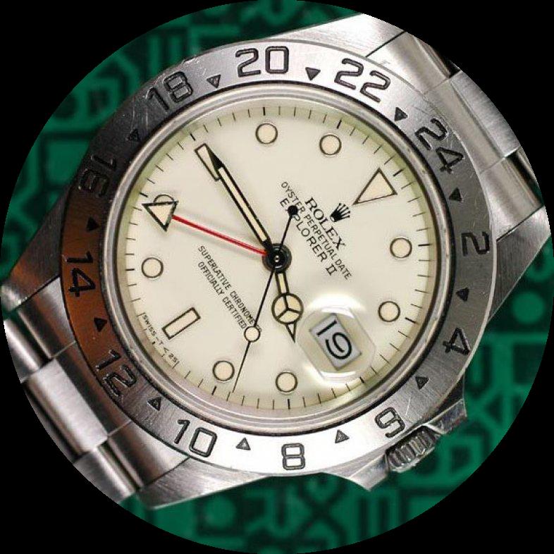 Rolex Explorer Ref. 16650