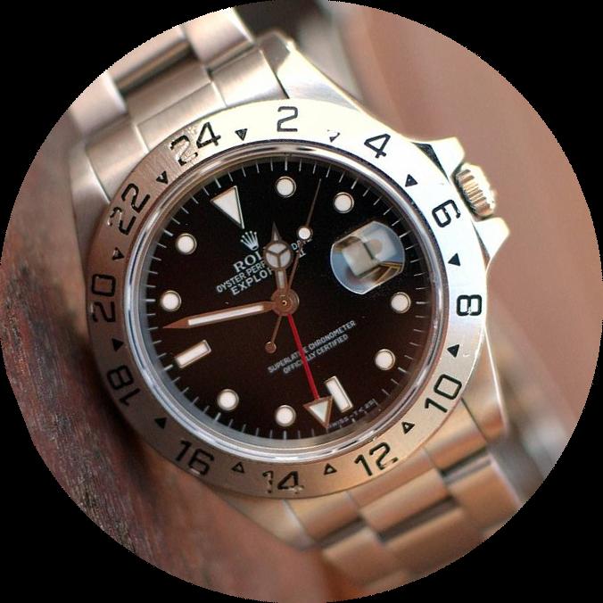 Rolex Explorer II Ref. 16650