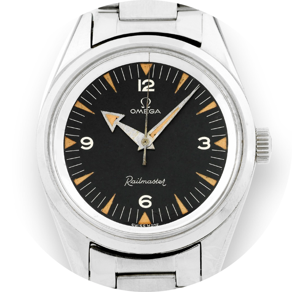 Omega Railmaster CK2913 Christies.png
