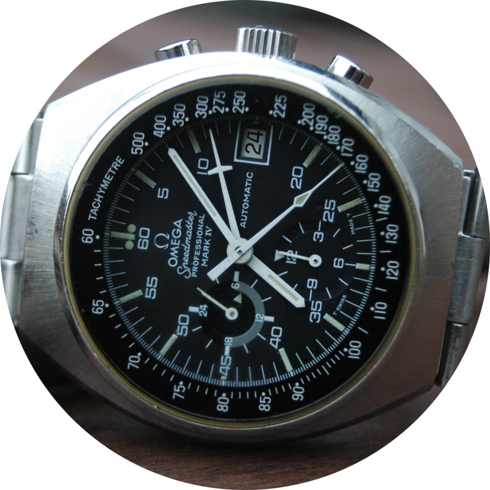 Omega Speedmaster Mark IV