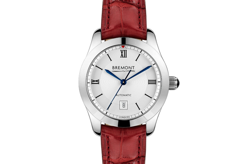 The Bremont Solo-32 is one of Barbara's top watches for women.