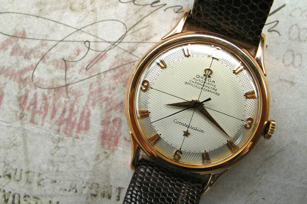 Omega Constellation Ref. 2648. Photo via Omegaforums, user JM251.
