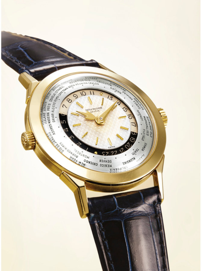 Patek Philippe Ref. 2523/1. Photo courtesy of sotheby's