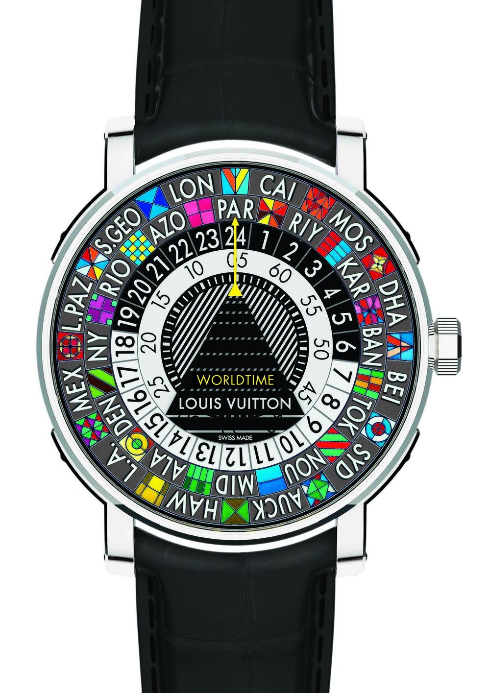 Louis Vuitton World Timer