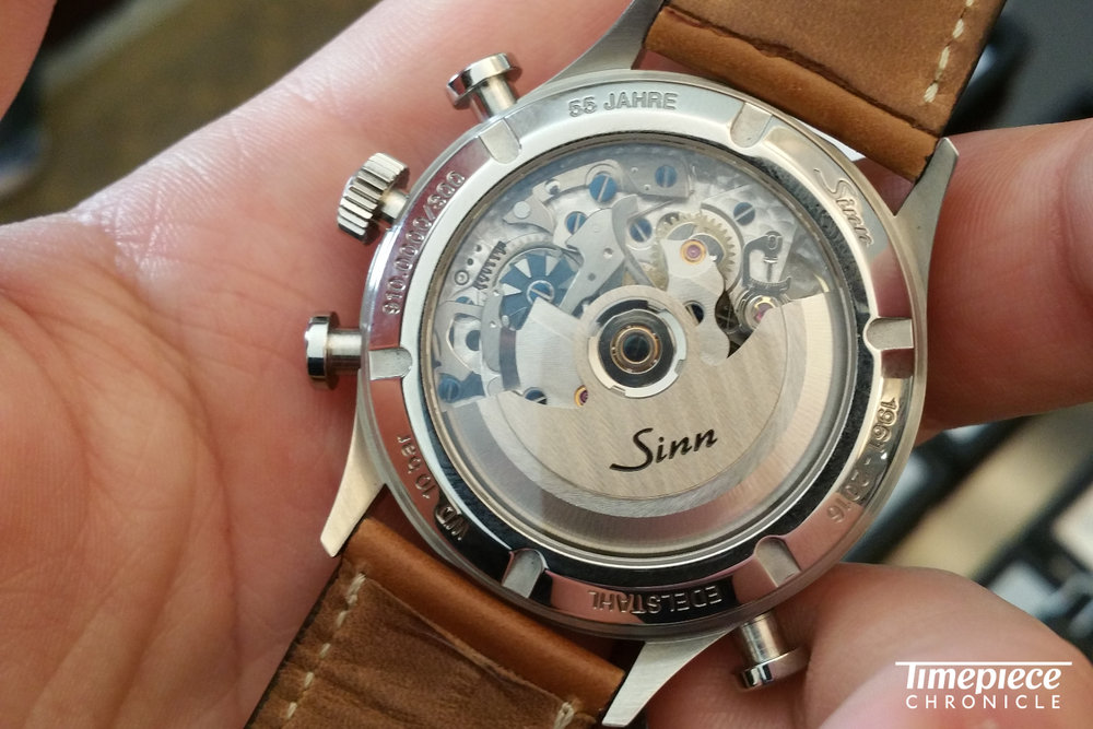 Sinn chronograph movement.jpg