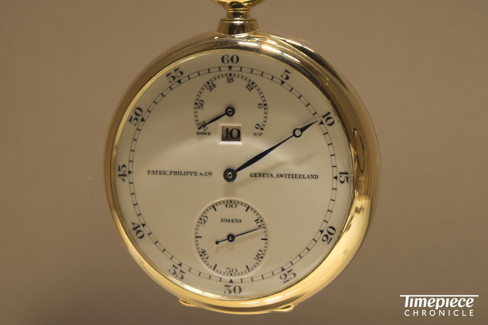 d1009ee8b12 ... regulator layout clocks that observatories and other watch brands used  to regulate pocket watches and marine chronometers. In 1926