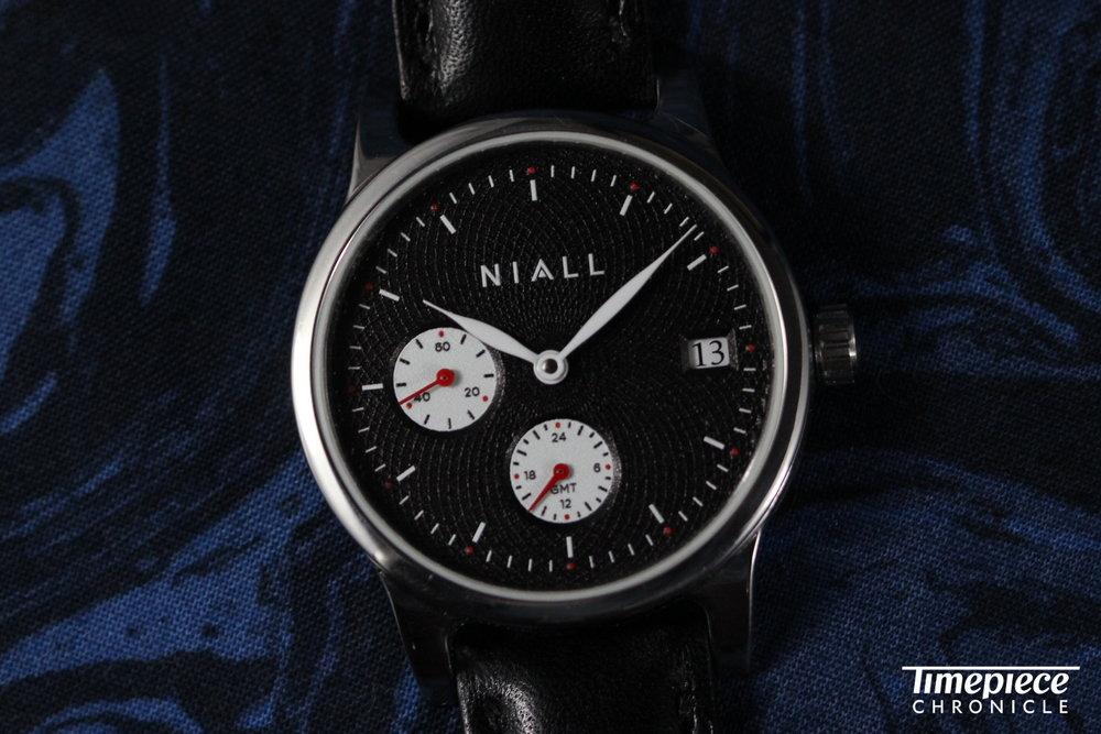 Niall GMT Black Swan dial 5.JPG