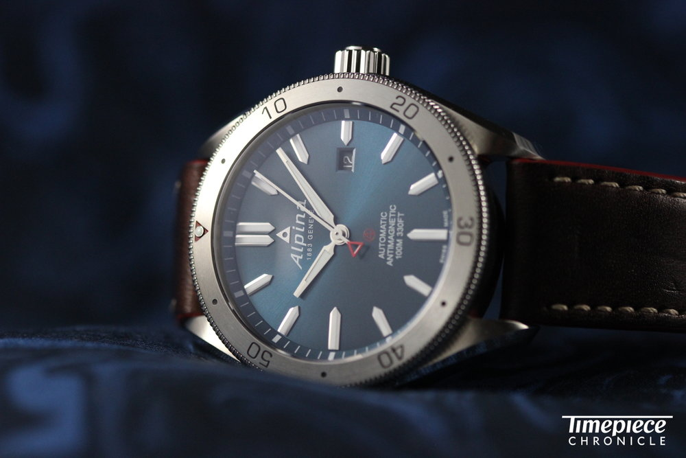 Inside Out Alpina Alpiner Automatic Timepiece Chronicle - Alpina watch reviews