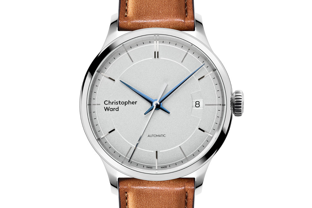 Christopher Ward C5 Automatic Mk III Tan strap.jpg