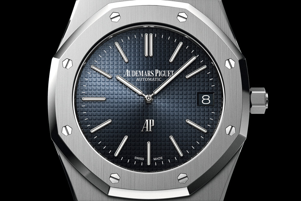 The Audemars Piguet Royal Oak Ultra-Thin. Photo courtesy of Audemars Piguet.