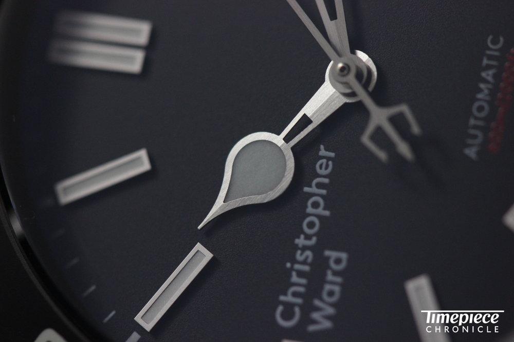 Christopher Ward C60 Trident macro dial 5.JPG