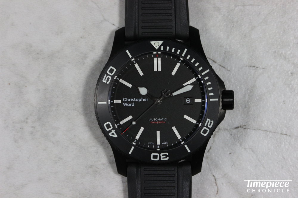 Christopher Ward C60 Trident dial.JPG