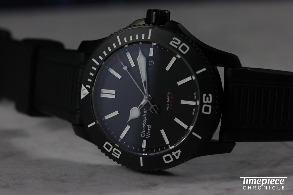 Christopher Ward C60 Trident dial 2.JPG