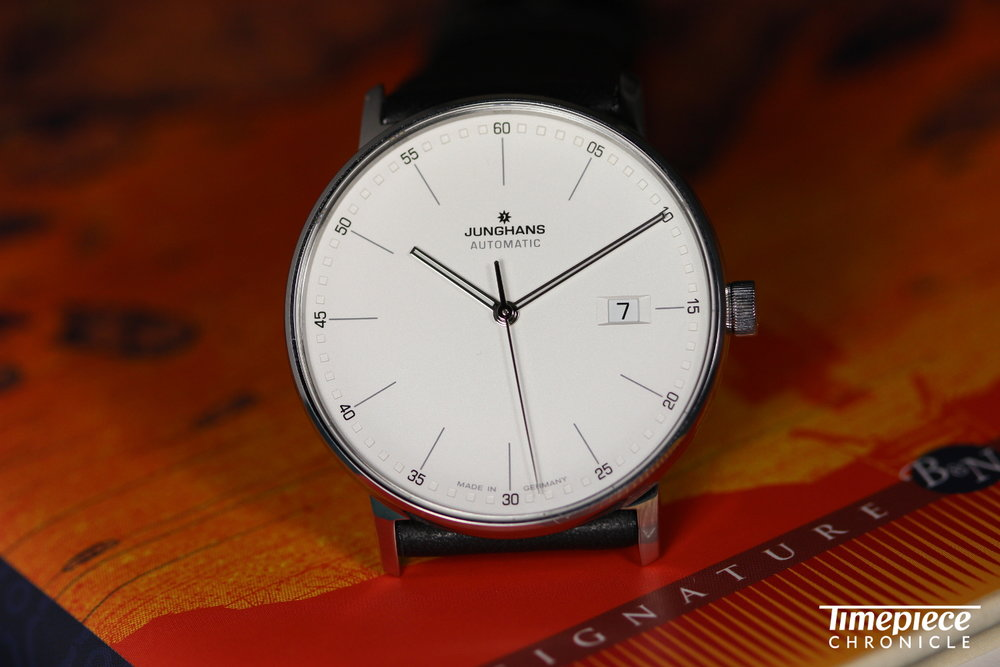 Junghans Form A dial 5.JPG
