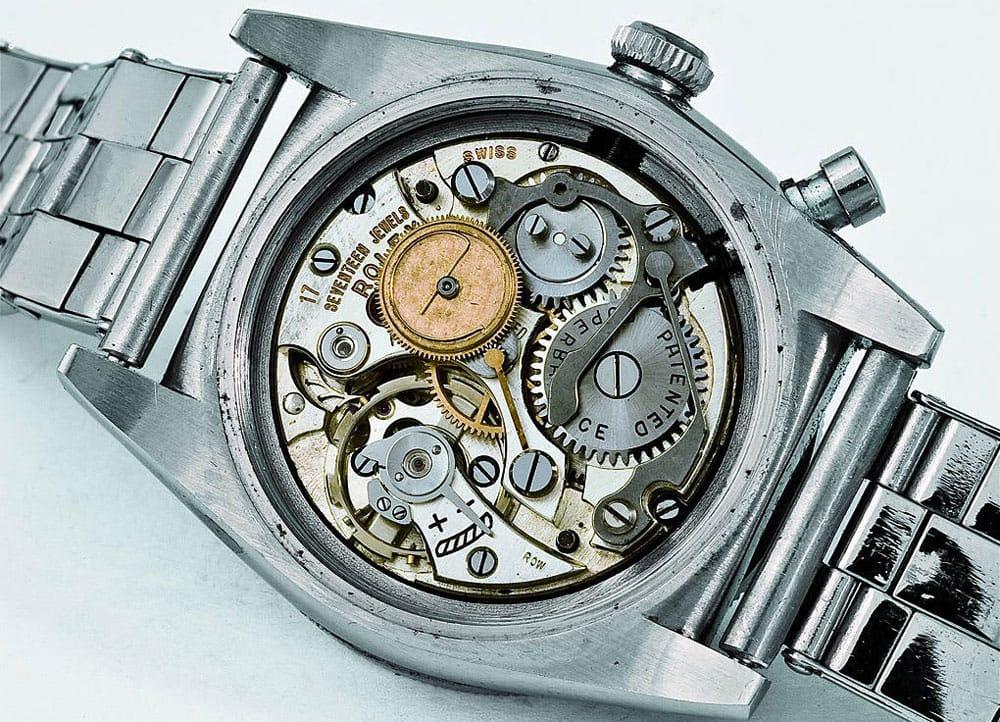 Rolex Ref. 3346 'Zerographe'. Photo courtesy of Christie's