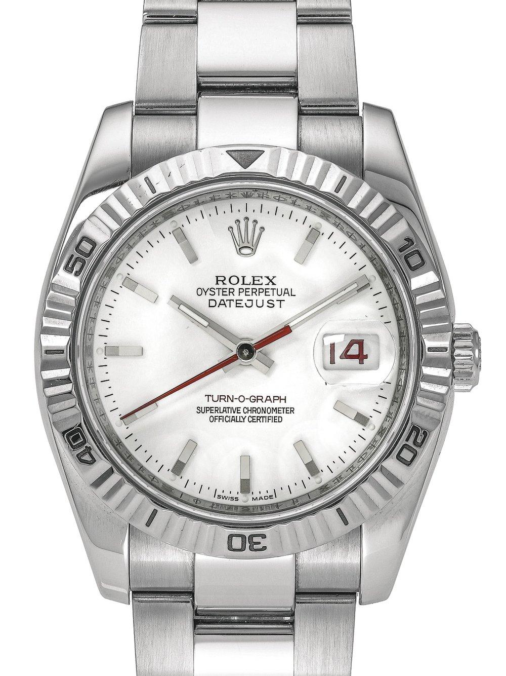 Rolex Datejust Turn-o-graph Ref. 116264