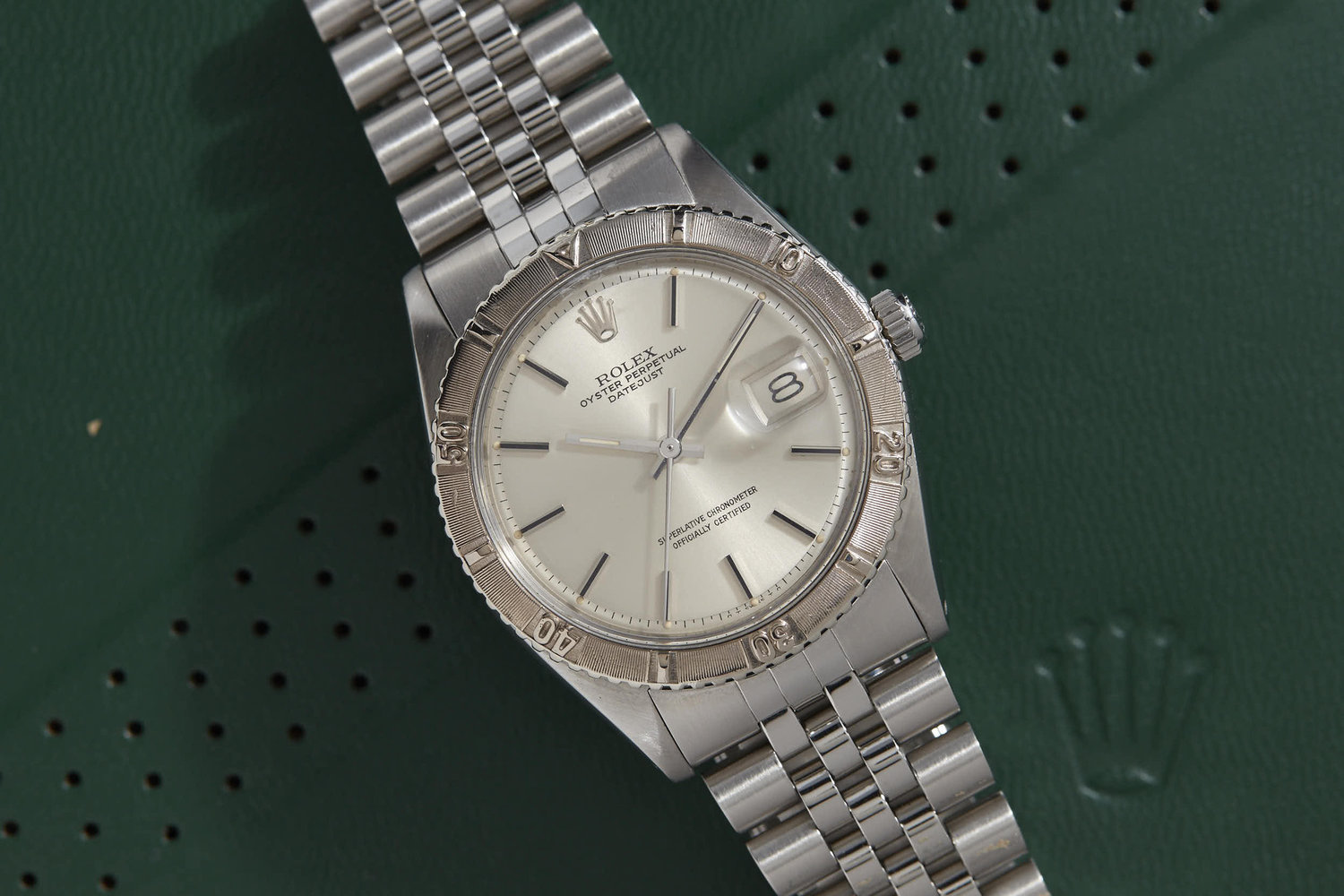 8b905833189 A Brief History of the Rolex Turn-o-graph — Timepiece Chronicle