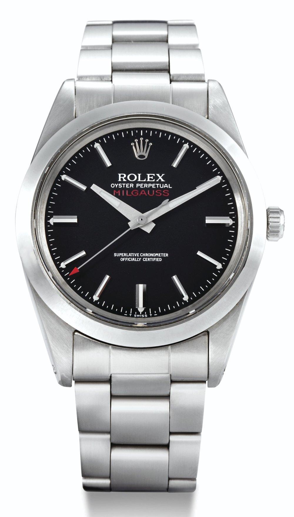 Rolex Milgauss Ref 6019, circa 1965